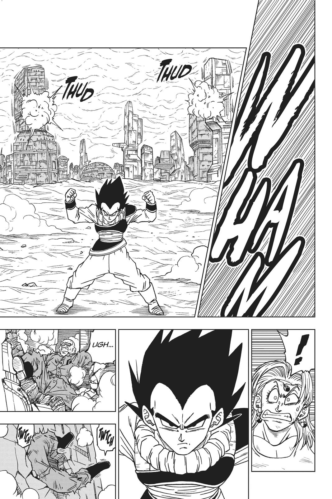 Dragon Ball Super Chapter 55 Page 17