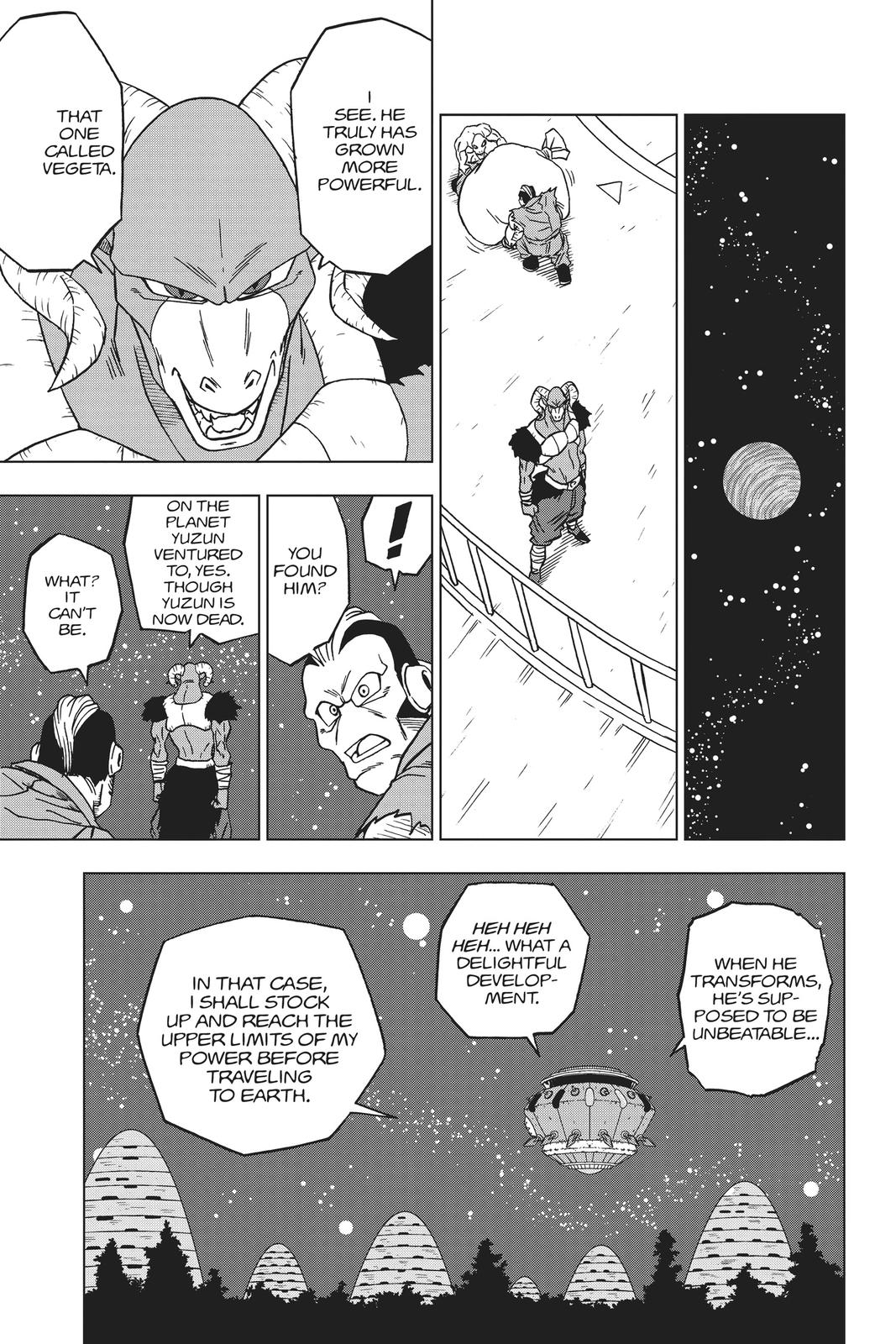 Dragon Ball Super Chapter 55 Page 35