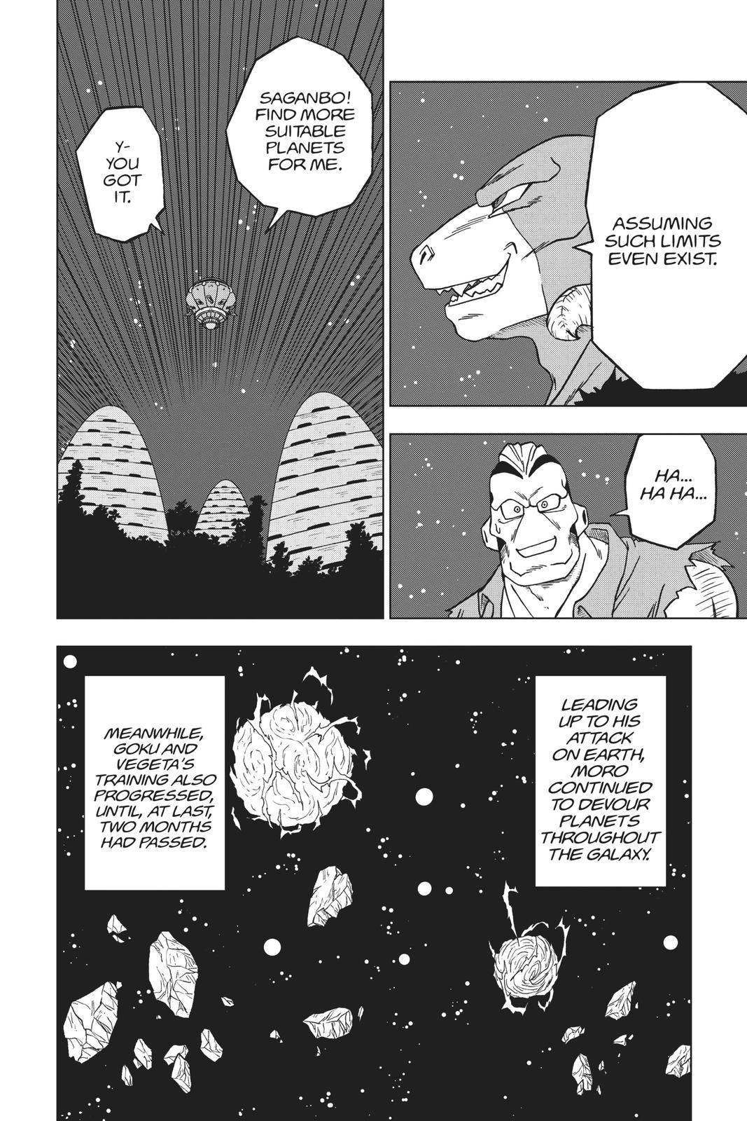 Dragon Ball Super Chapter 55 Page 36