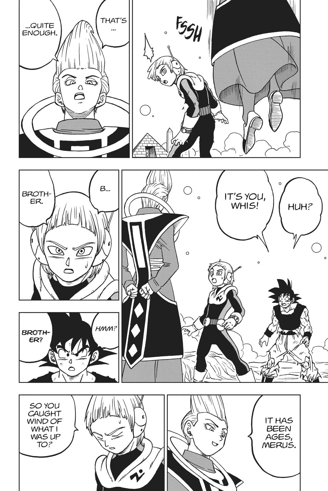 Dragon Ball Super Chapter 55 Page 40