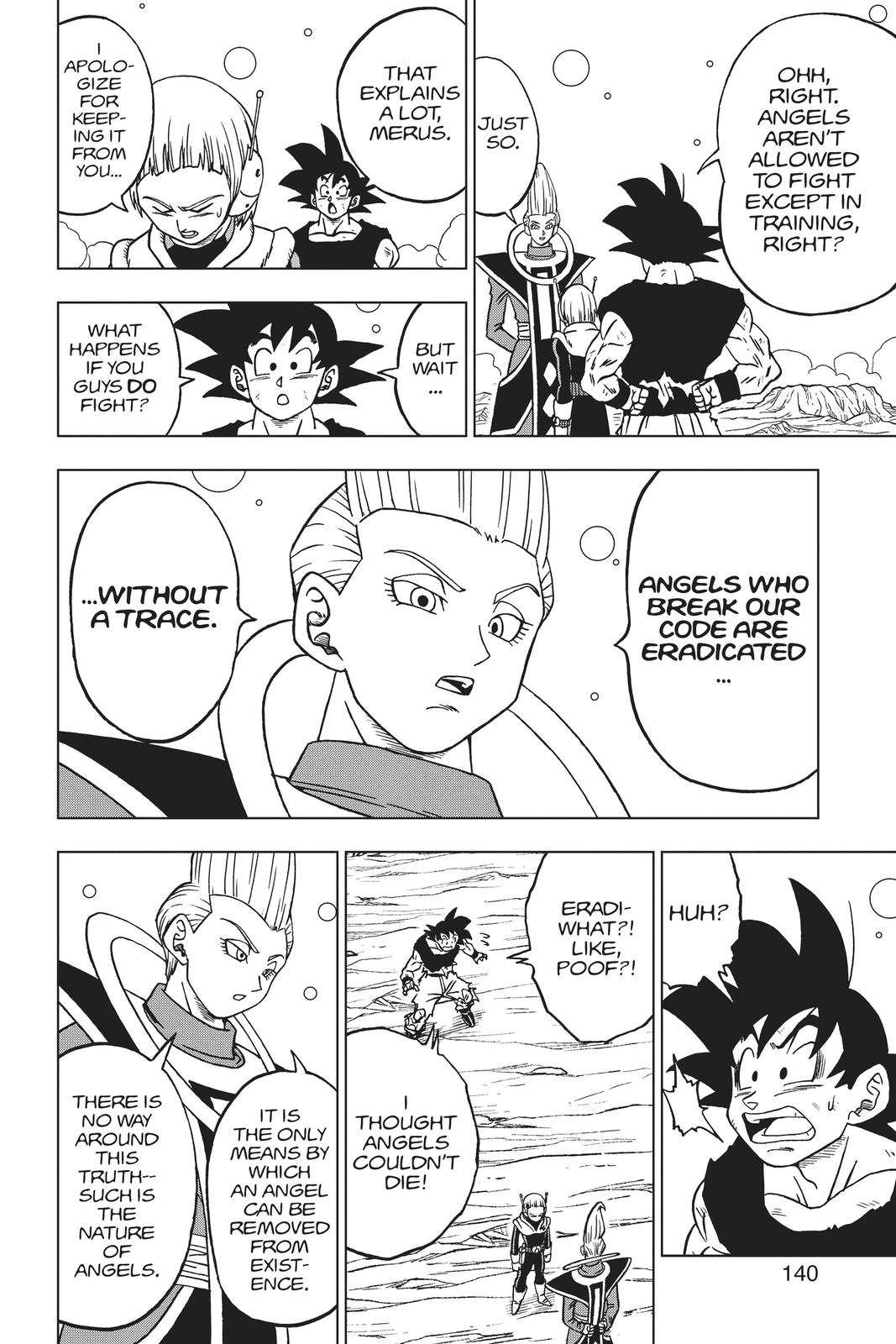 Dragon Ball Super Chapter 55 Page 42