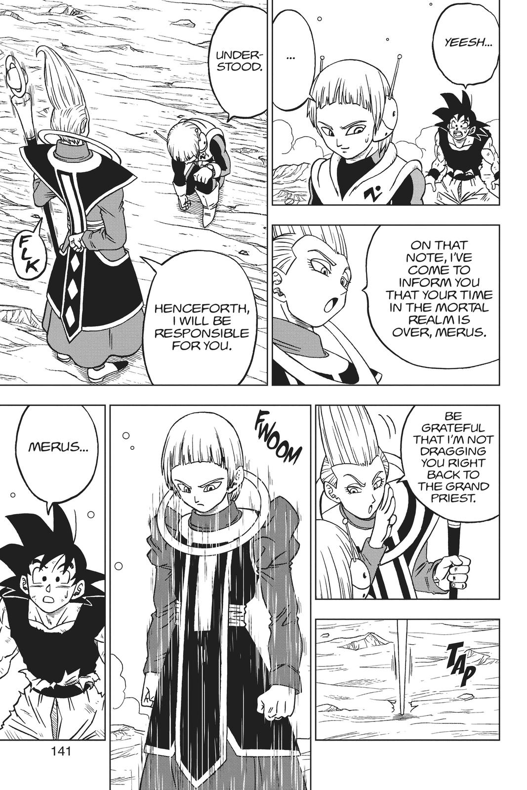 Dragon Ball Super Chapter 55 Page 43