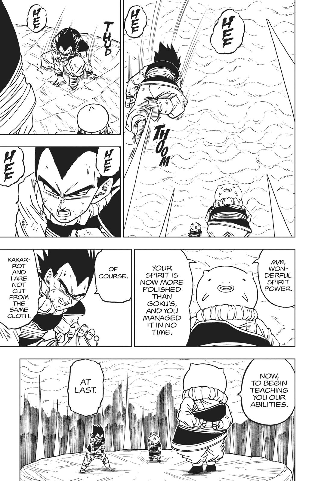 Dragon Ball Super Chapter 55 Page 7