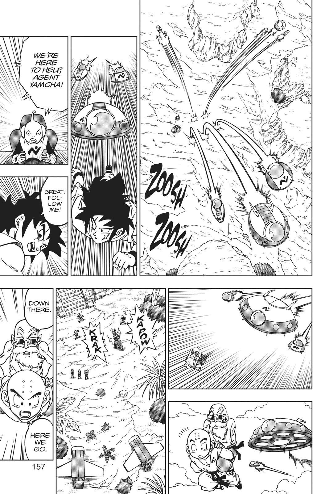 Dragon Ball Super Chapter 56 Page 12
