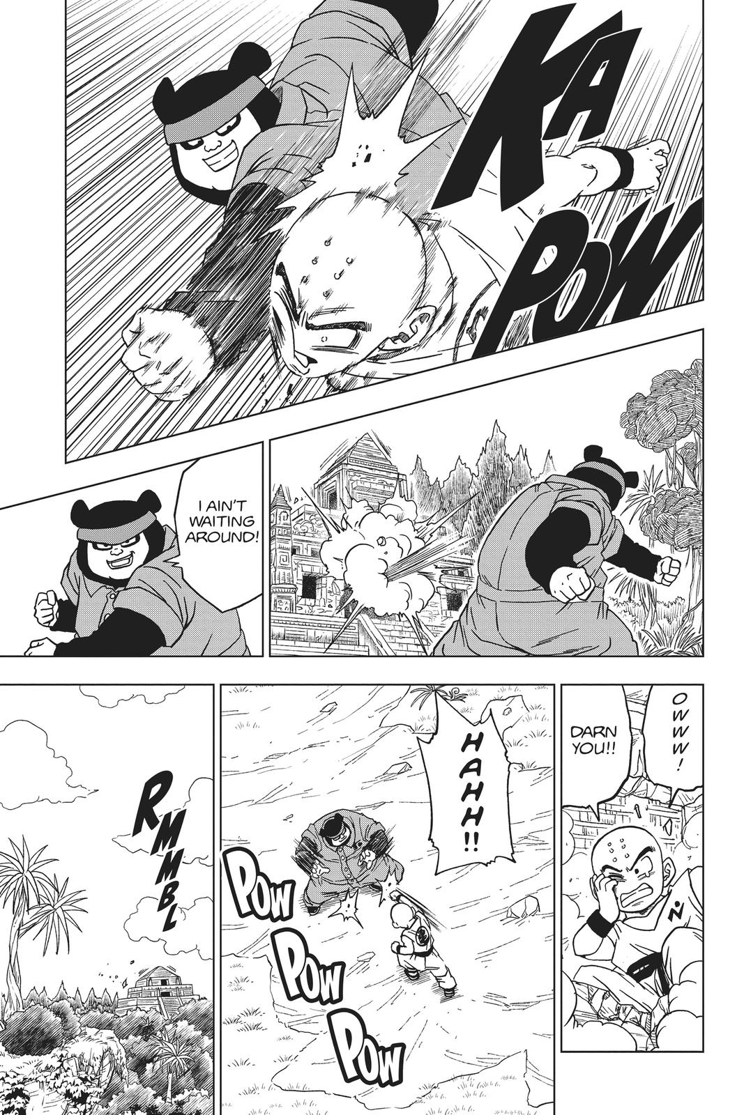 Dragon Ball Super Chapter 56 Page 16