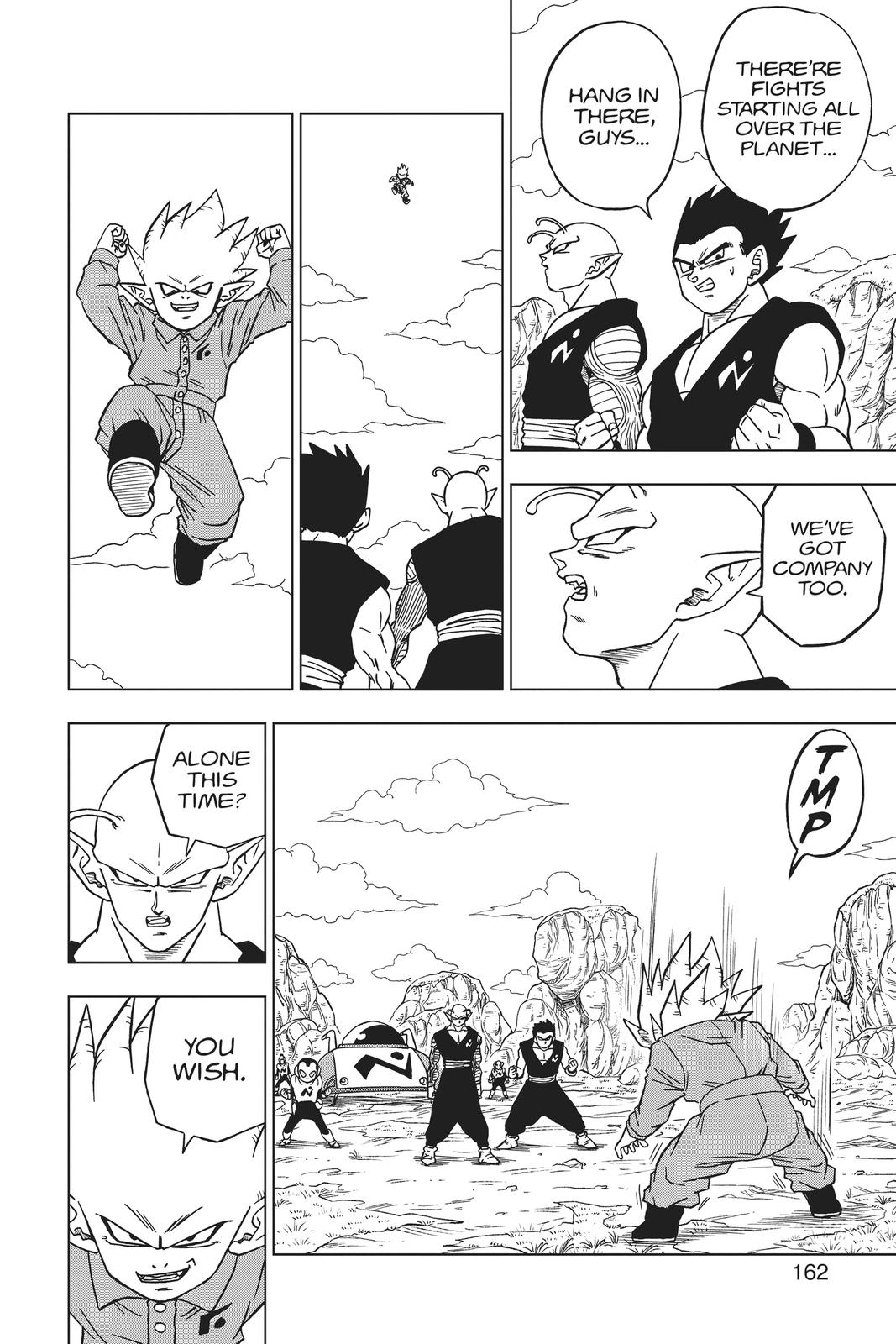 Dragon Ball Super Chapter 56 Page 17