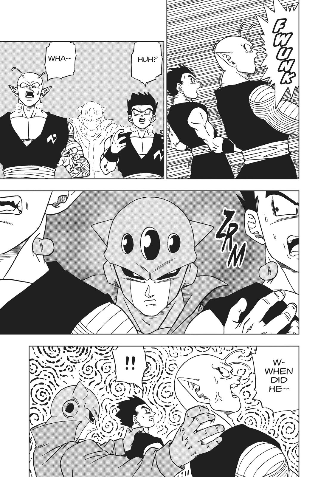 Dragon Ball Super Chapter 56 Page 18