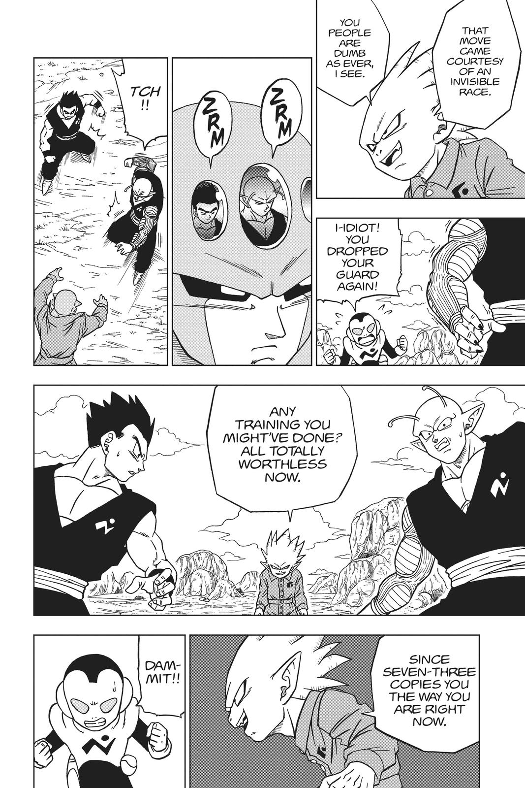 Dragon Ball Super Chapter 56 Page 19