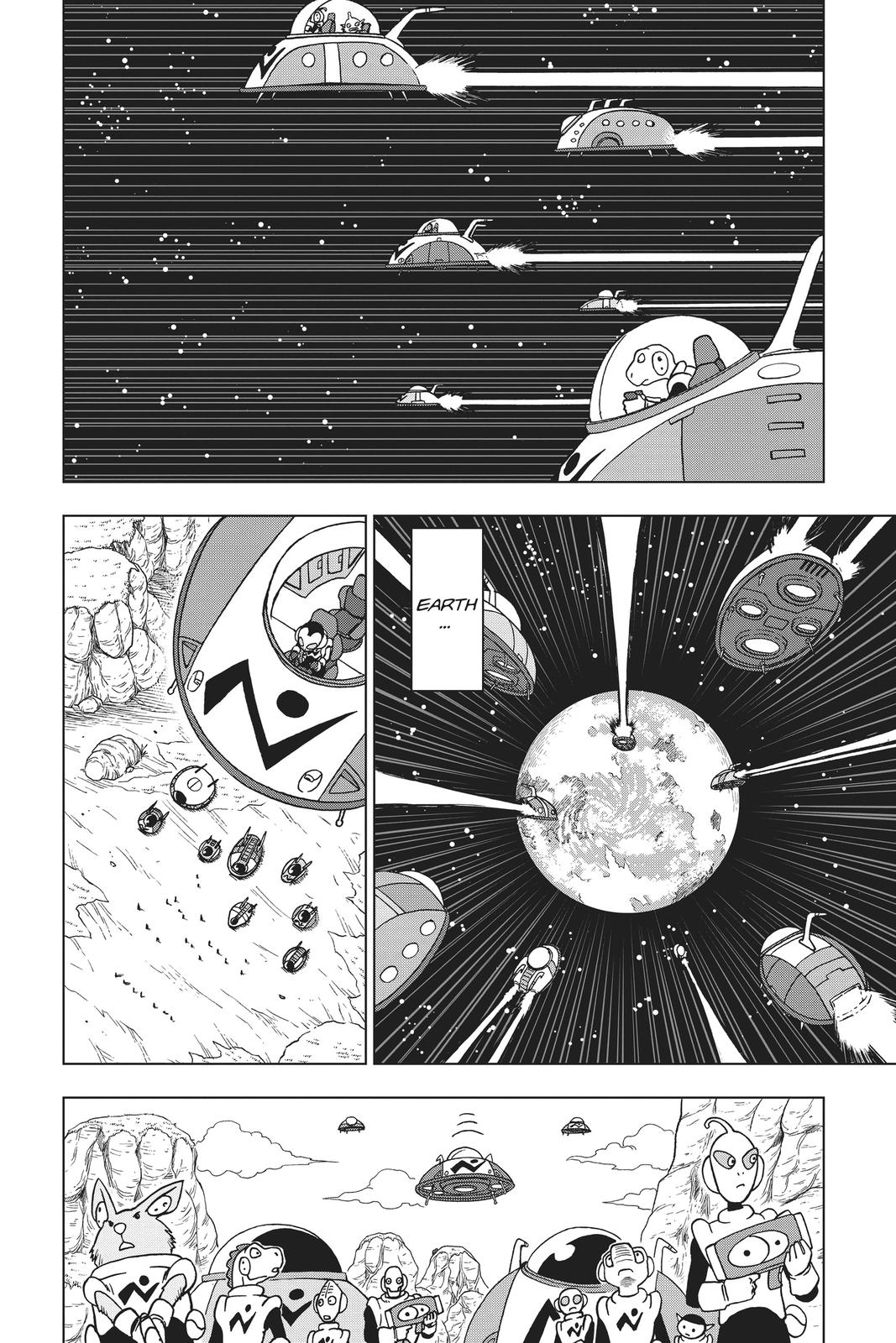 Dragon Ball Super Chapter 56 Page 2