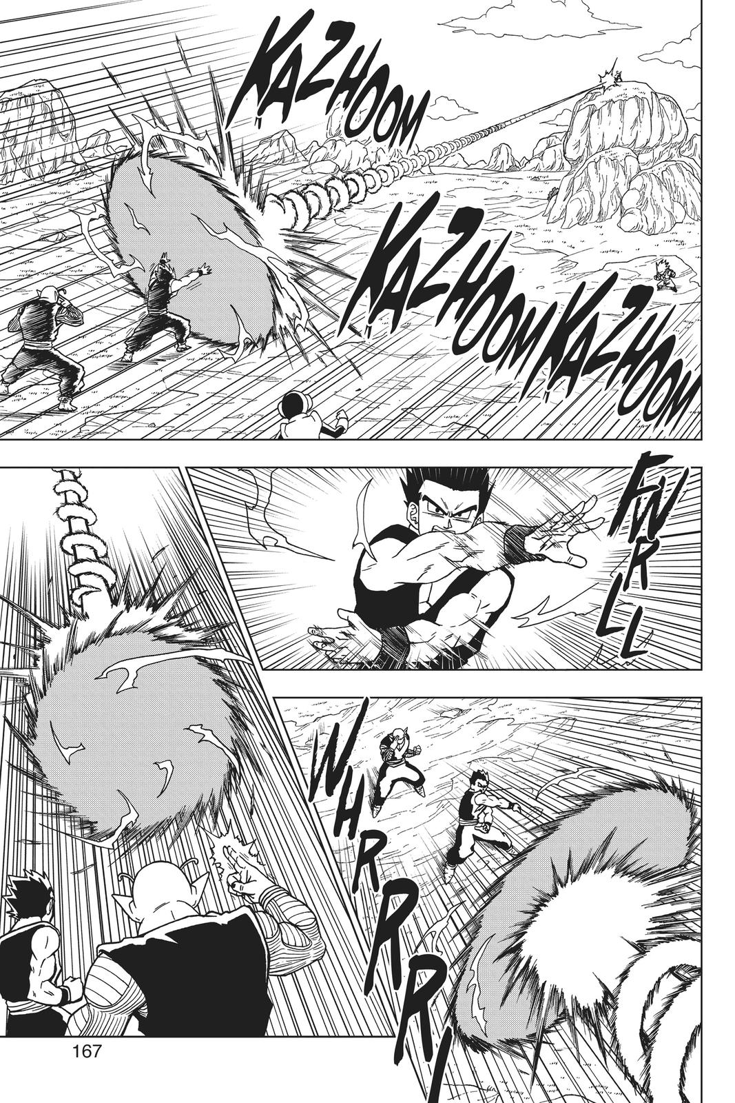 Dragon Ball Super Chapter 56 Page 22