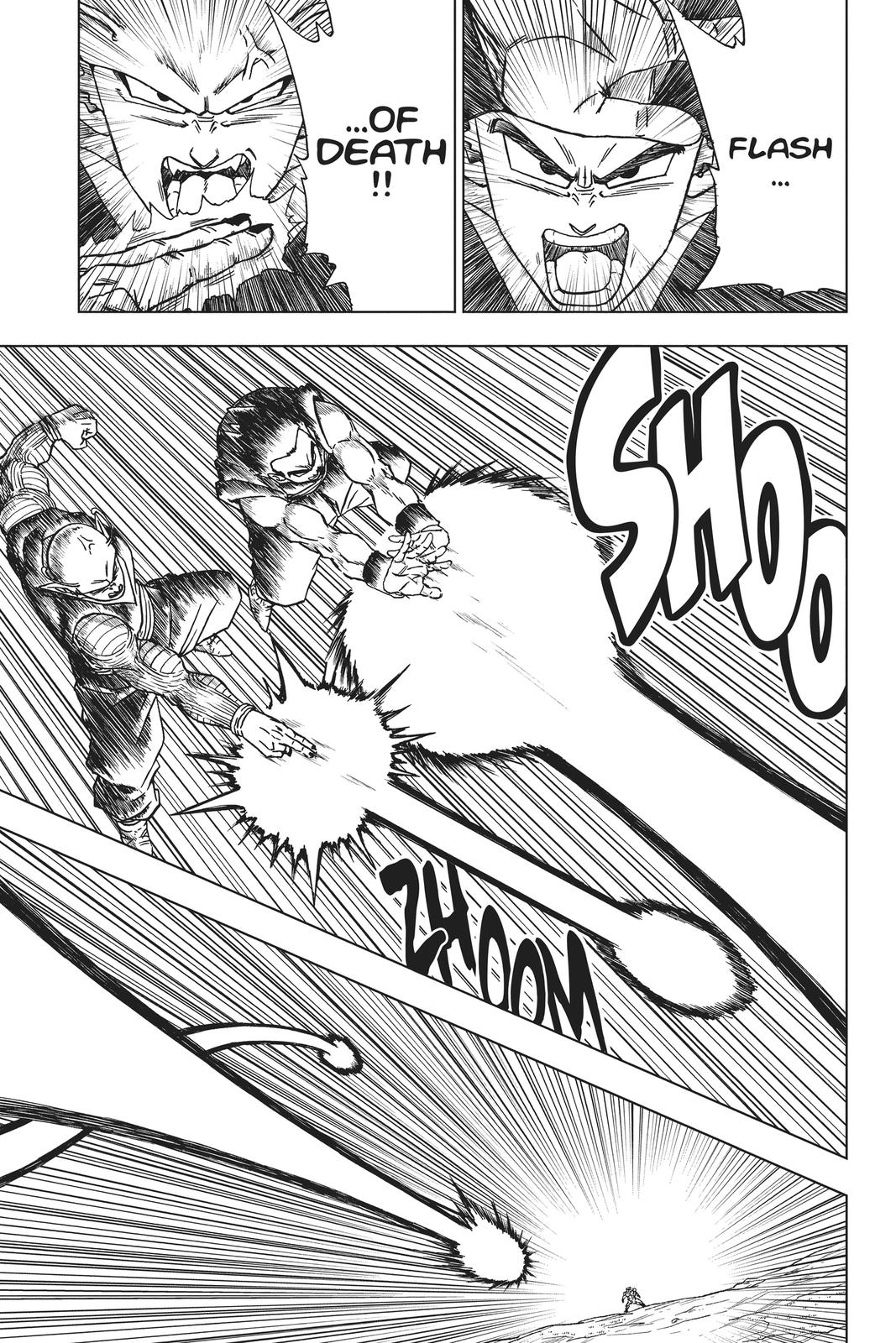 Dragon Ball Super Chapter 56 Page 36