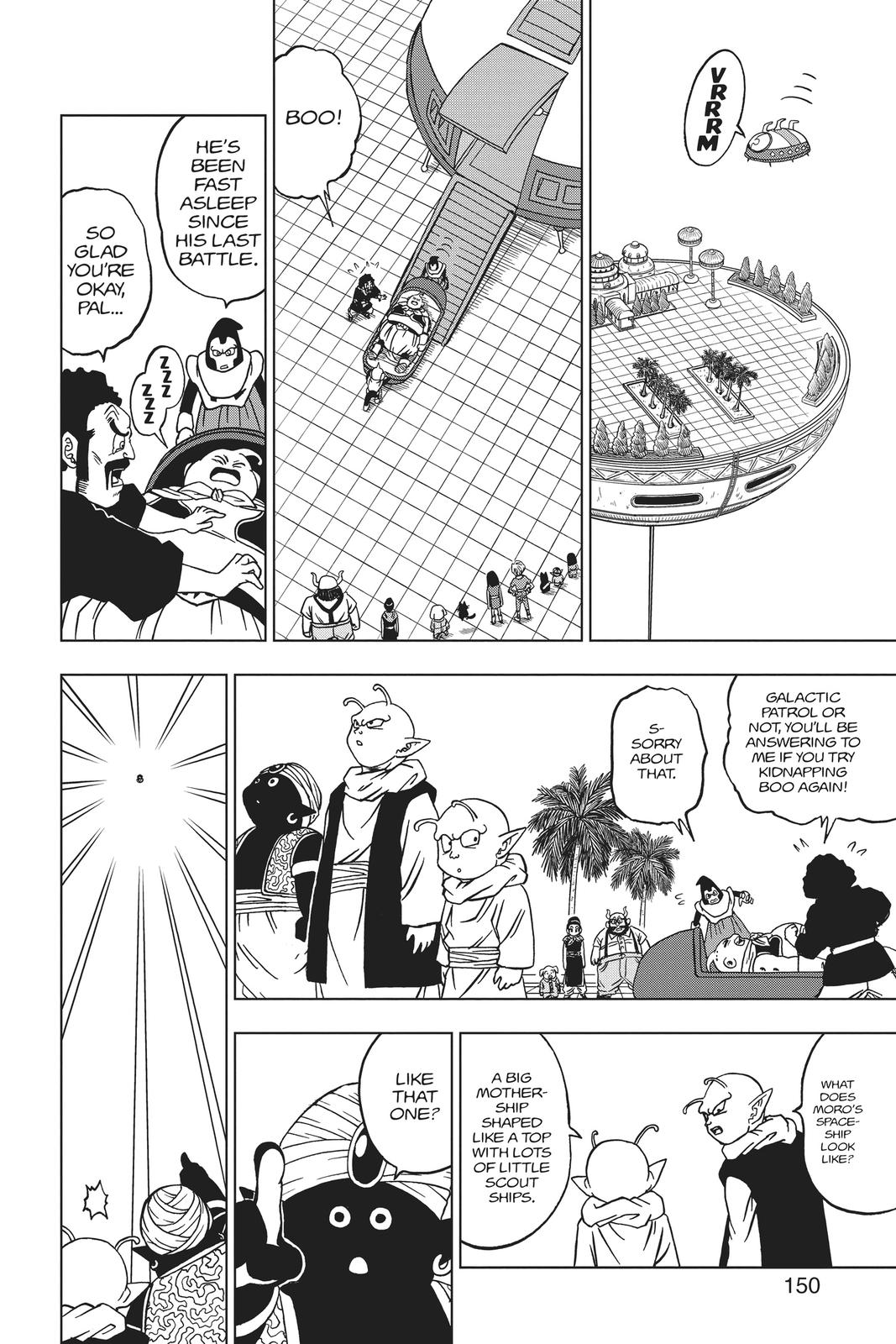 Dragon Ball Super Chapter 56 Page 5
