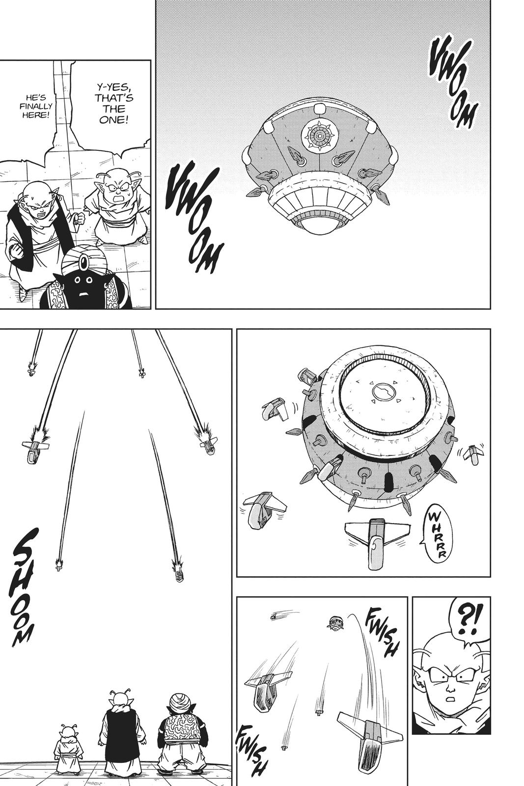 Dragon Ball Super Chapter 56 Page 6