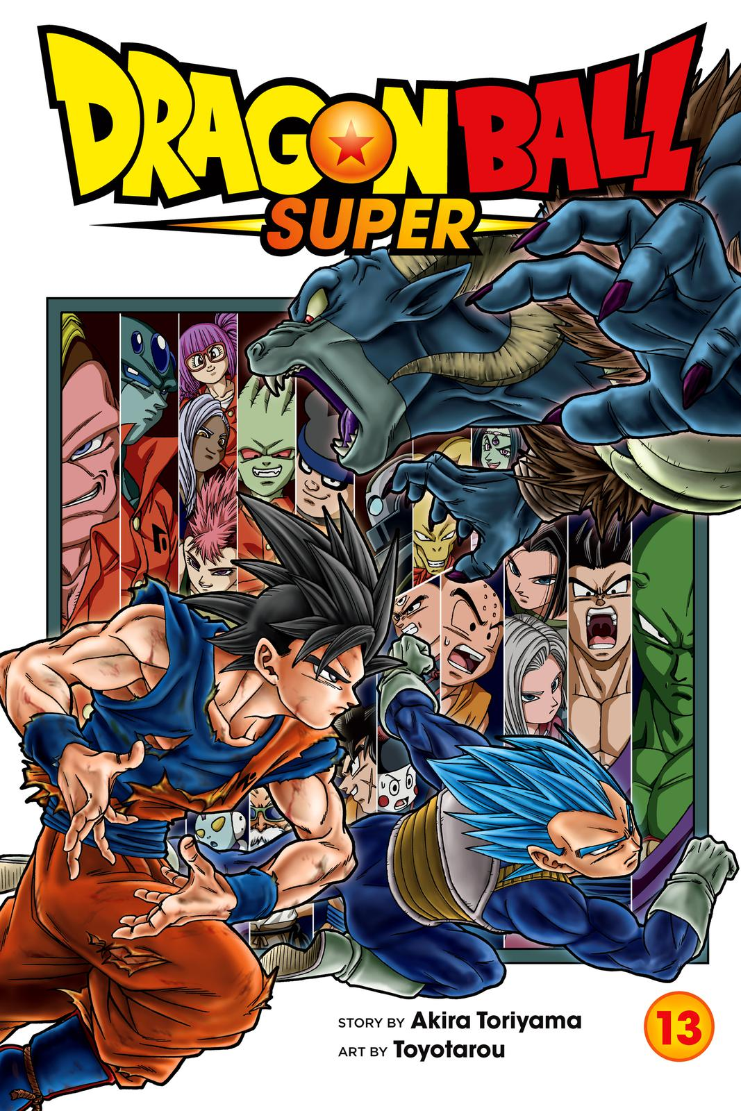 Dragon Ball Super Chapter 57 Page 1