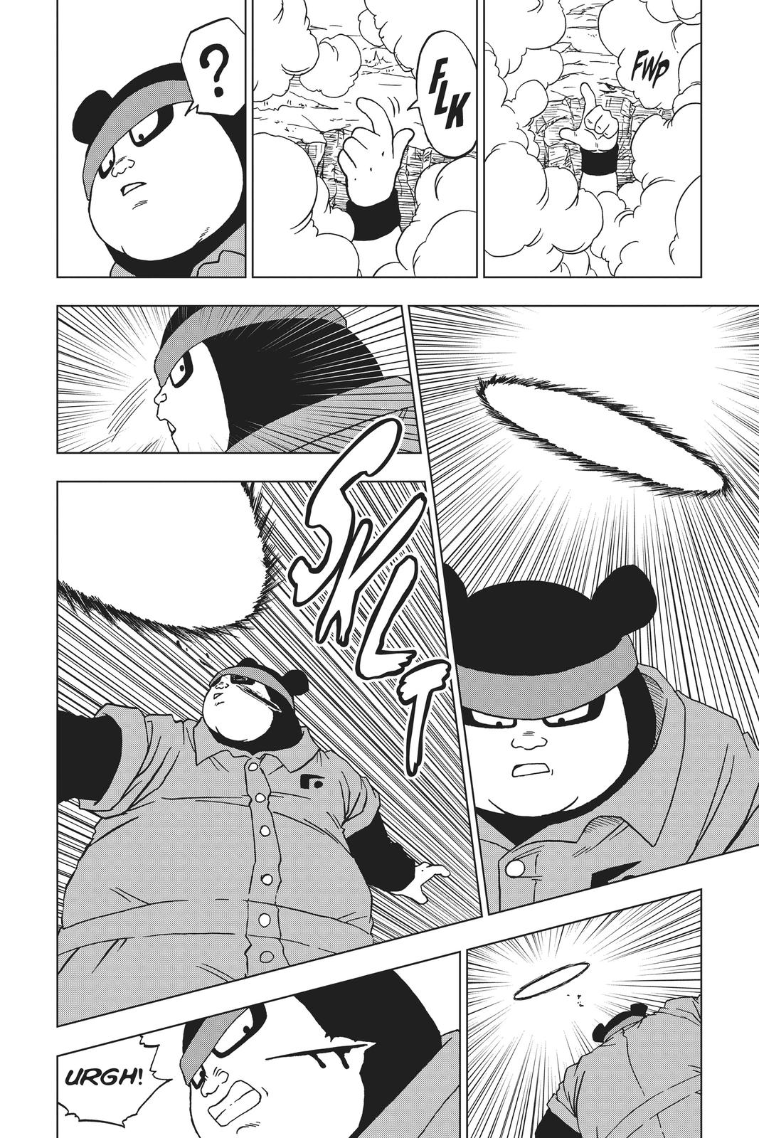Dragon Ball Super Chapter 57 Page 13