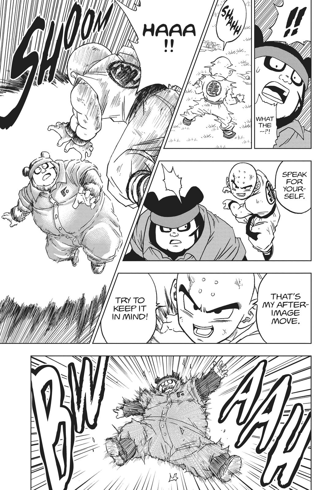 Dragon Ball Super Chapter 57 Page 16