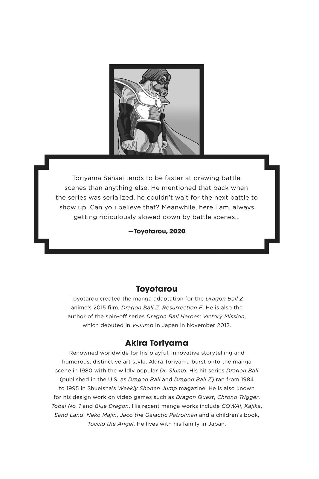 Dragon Ball Super Chapter 57 Page 2