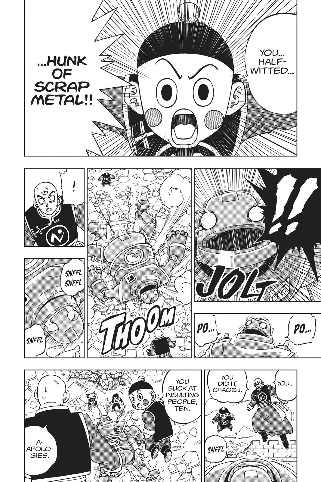 Dragon Ball Super Chapter 57 Page 25