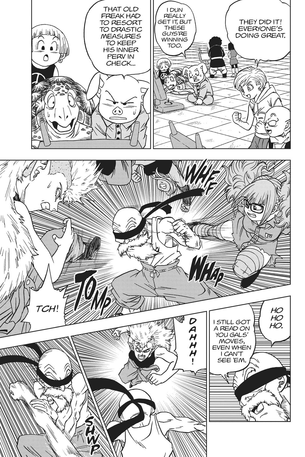 Dragon Ball Super Chapter 57 Page 26