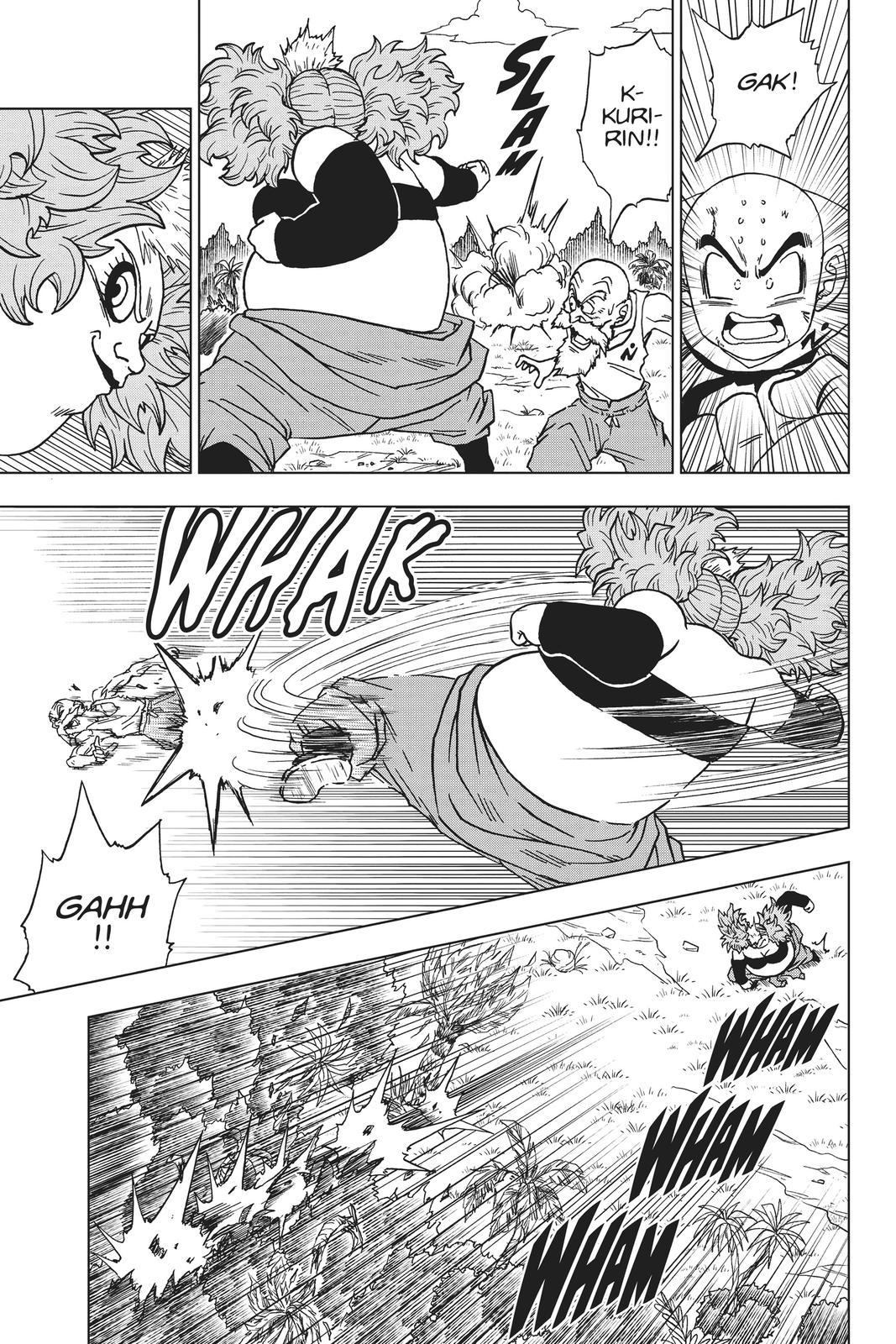 Dragon Ball Super Chapter 57 Page 30