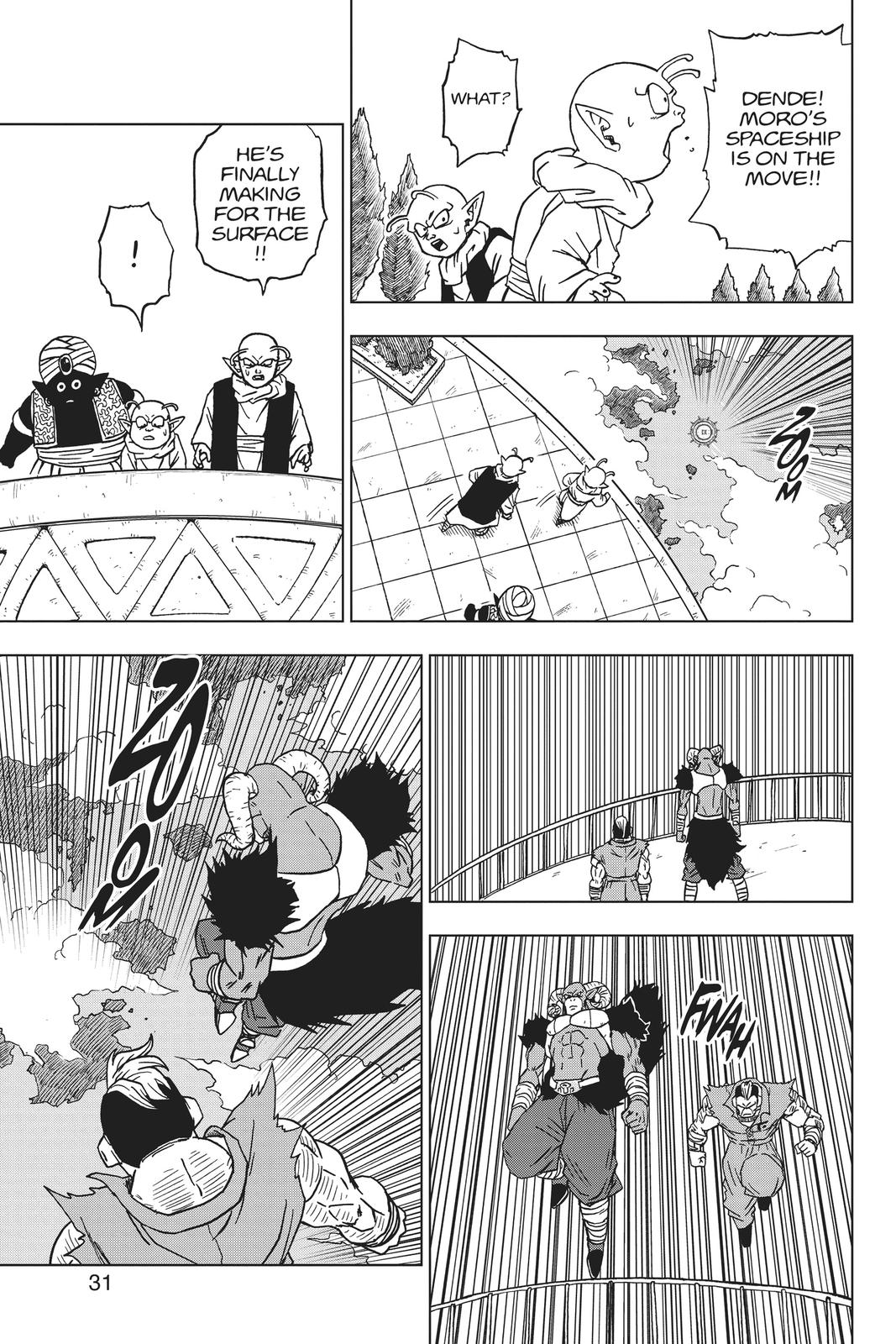Dragon Ball Super Chapter 57 Page 32