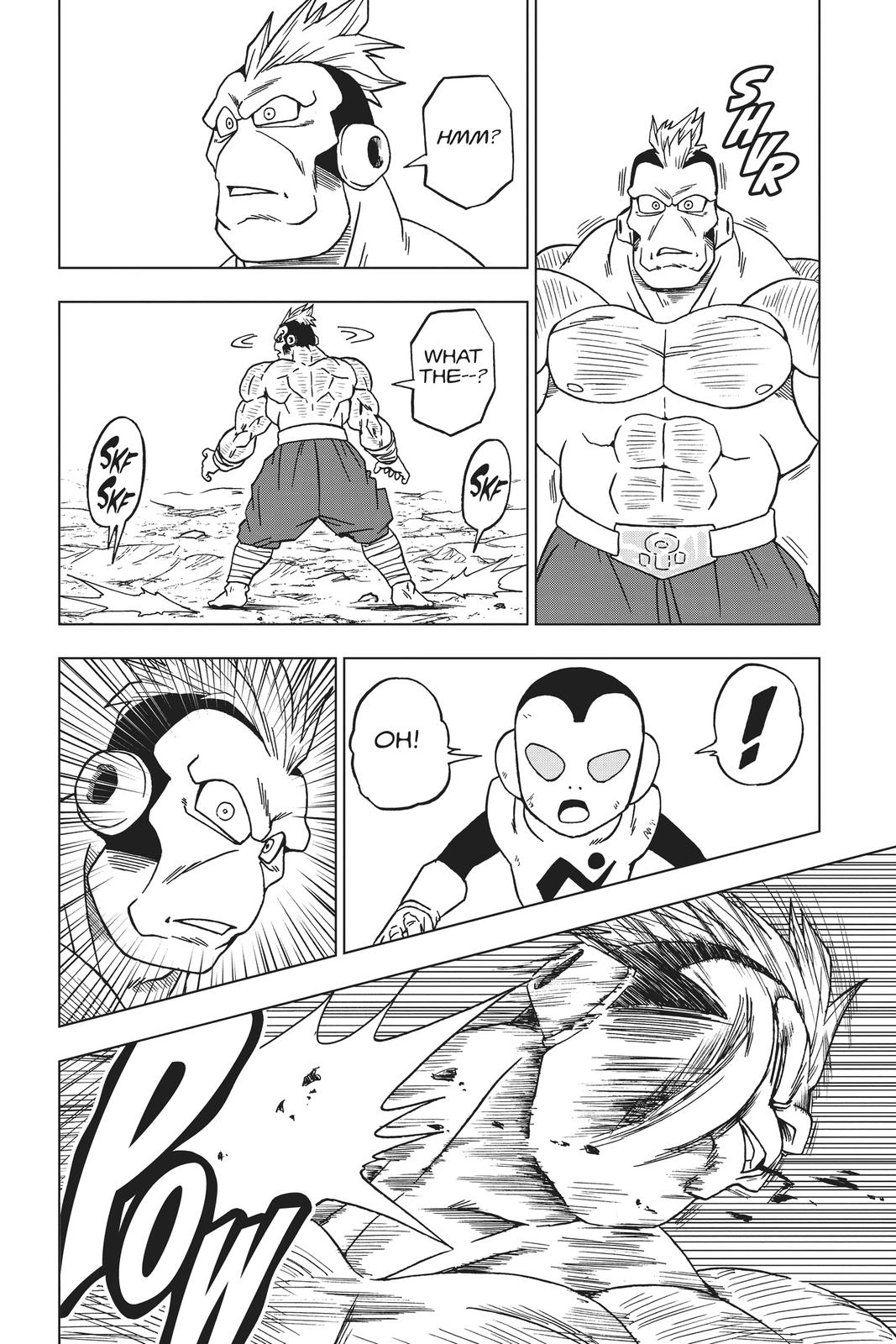 Dragon Ball Super Chapter 58 Page 16