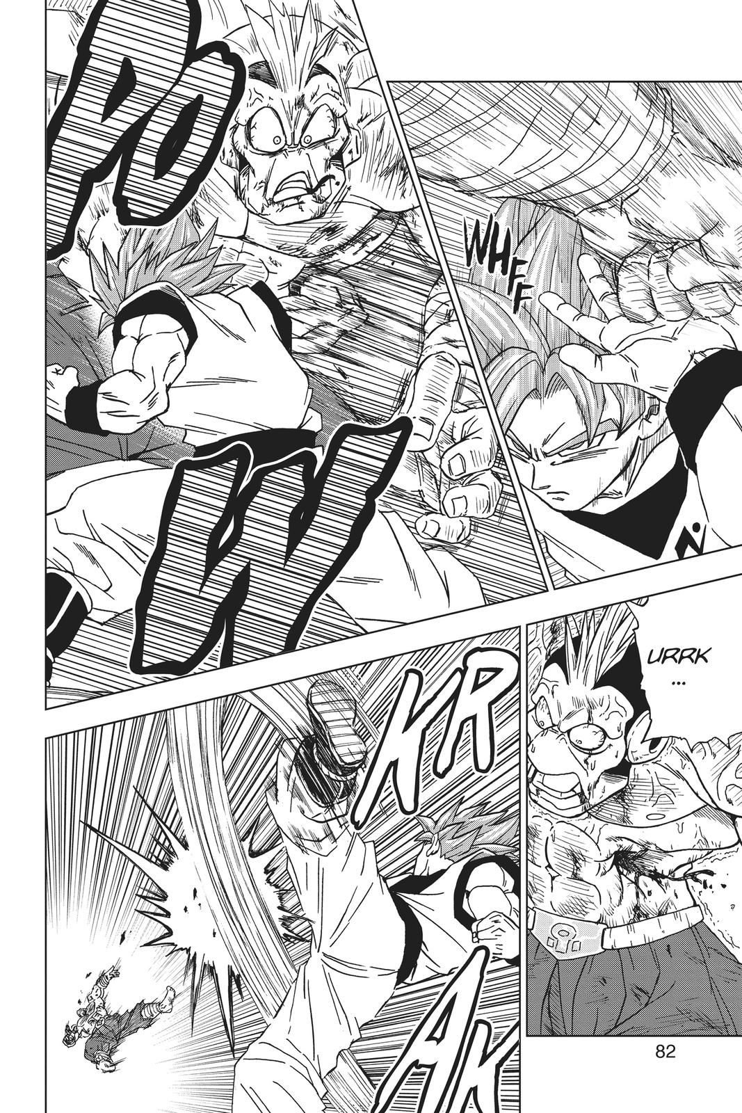 Dragon Ball Super Chapter 58 Page 30