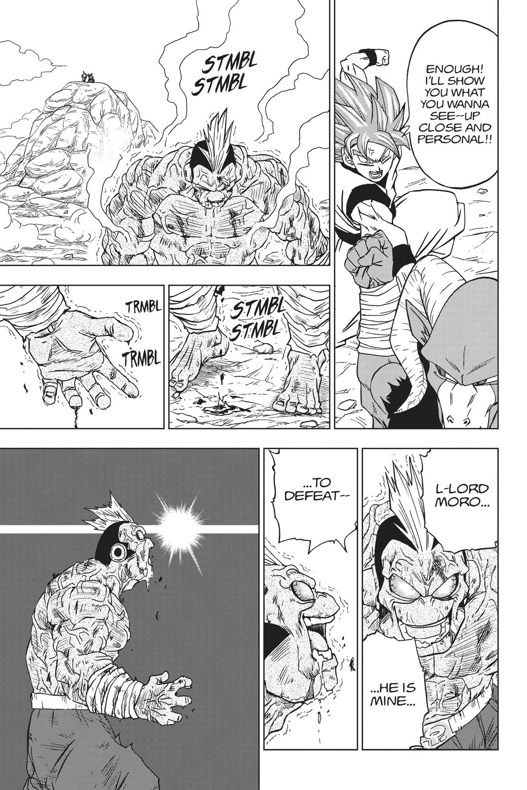 Dragon Ball Super Chapter 58 Page 41