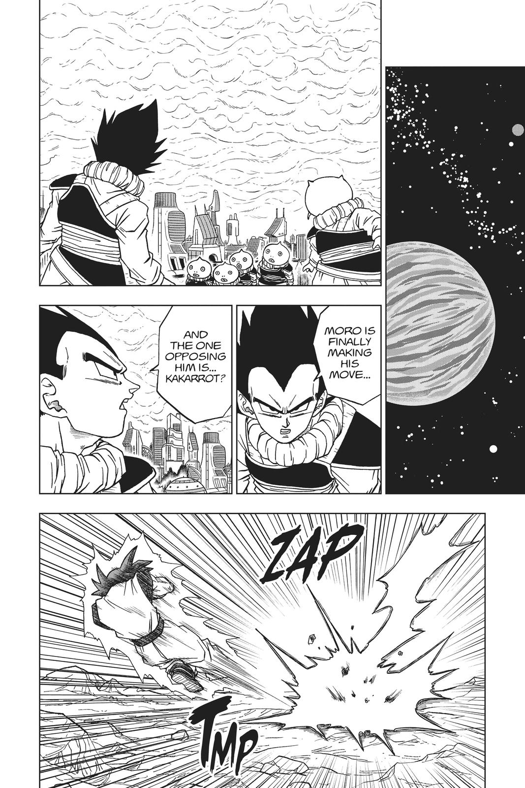 Dragon Ball Super Chapter 59 Page 14