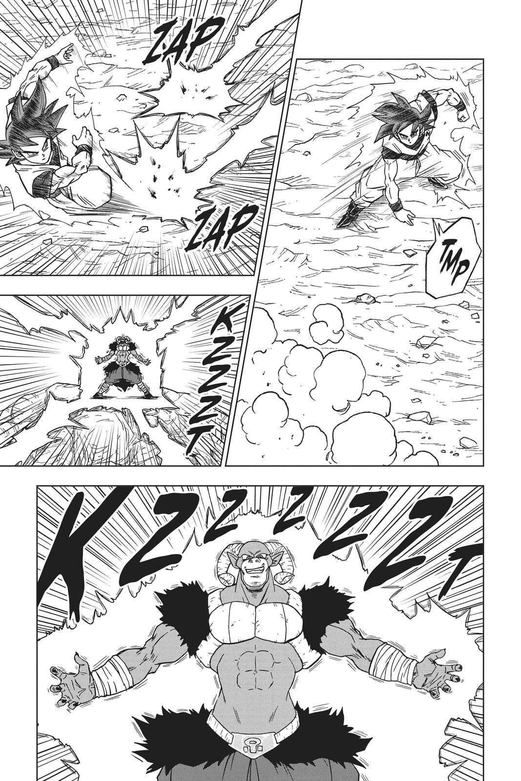 Dragon Ball Super Chapter 59 Page 15