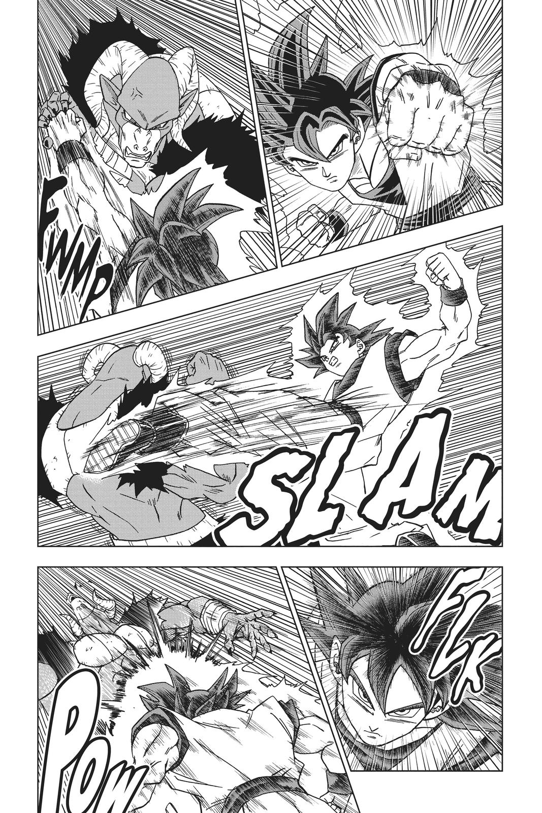 Dragon Ball Super Chapter 59 Page 23