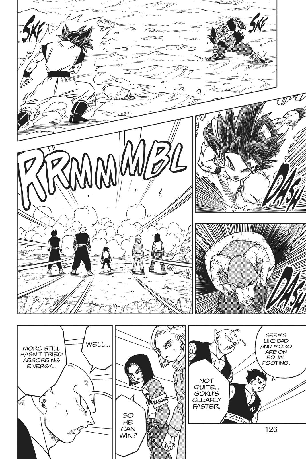 Dragon Ball Super Chapter 59 Page 28