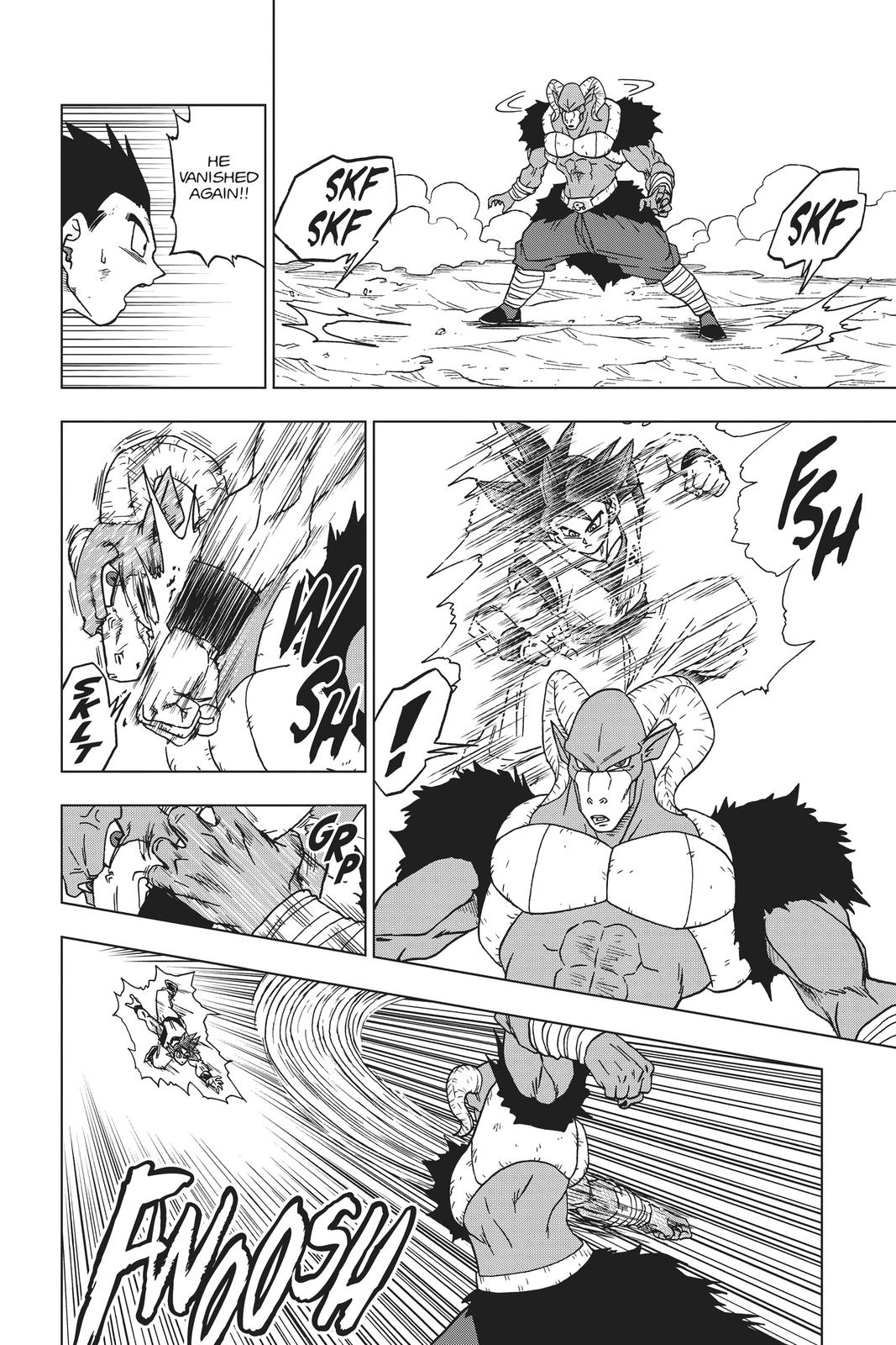 Dragon Ball Super Chapter 59 Page 30