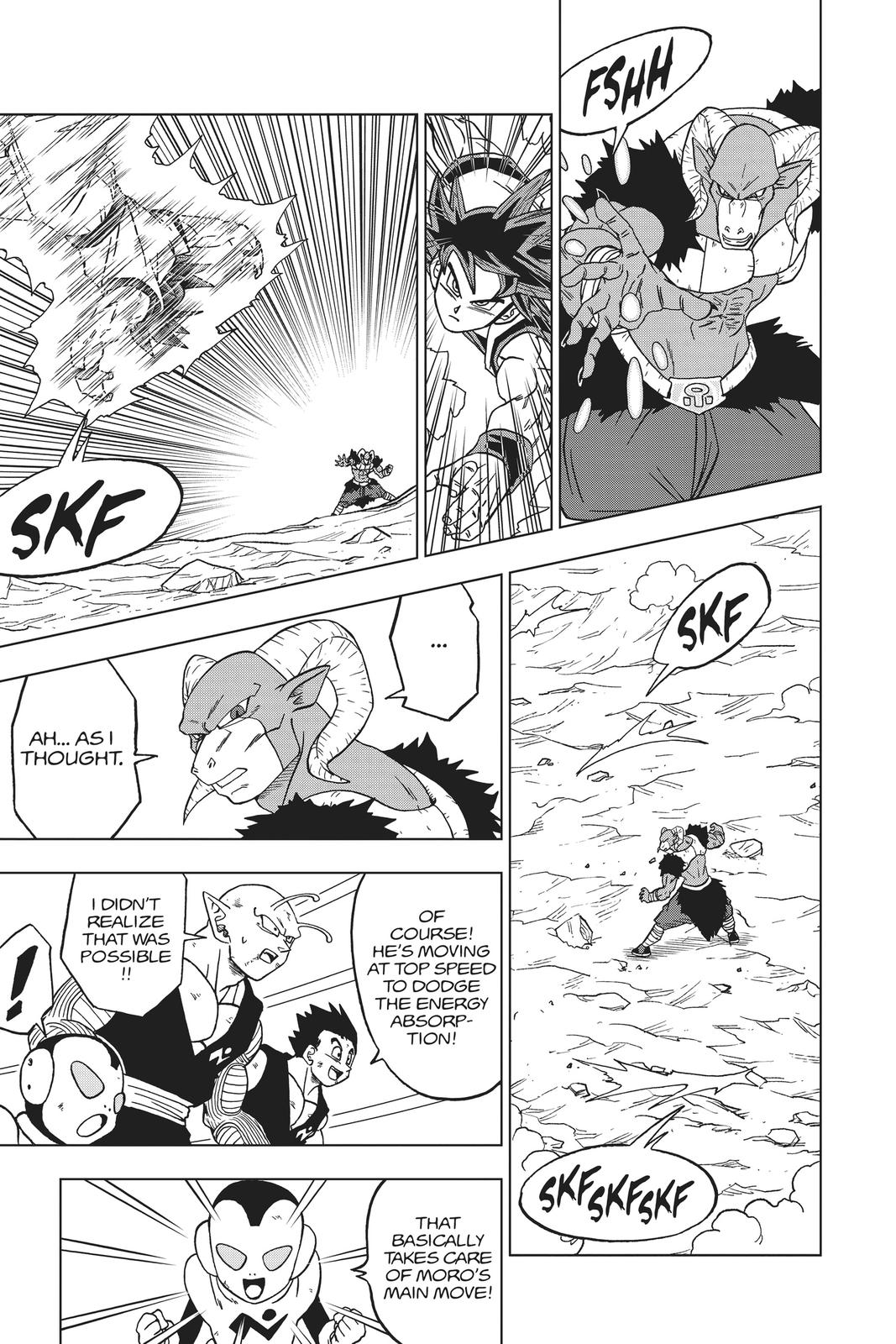 Dragon Ball Super Chapter 59 Page 31