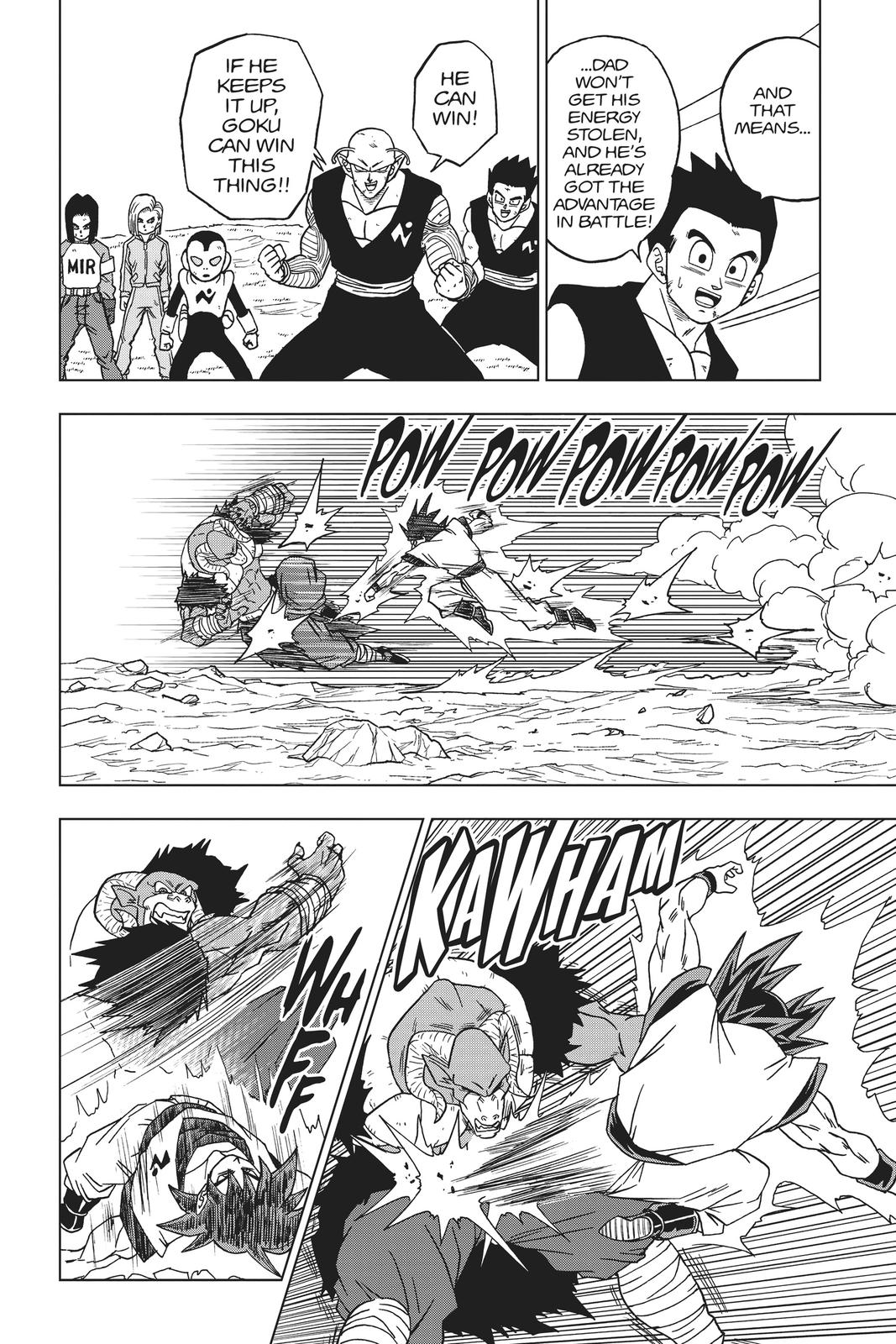 Dragon Ball Super Chapter 59 Page 32