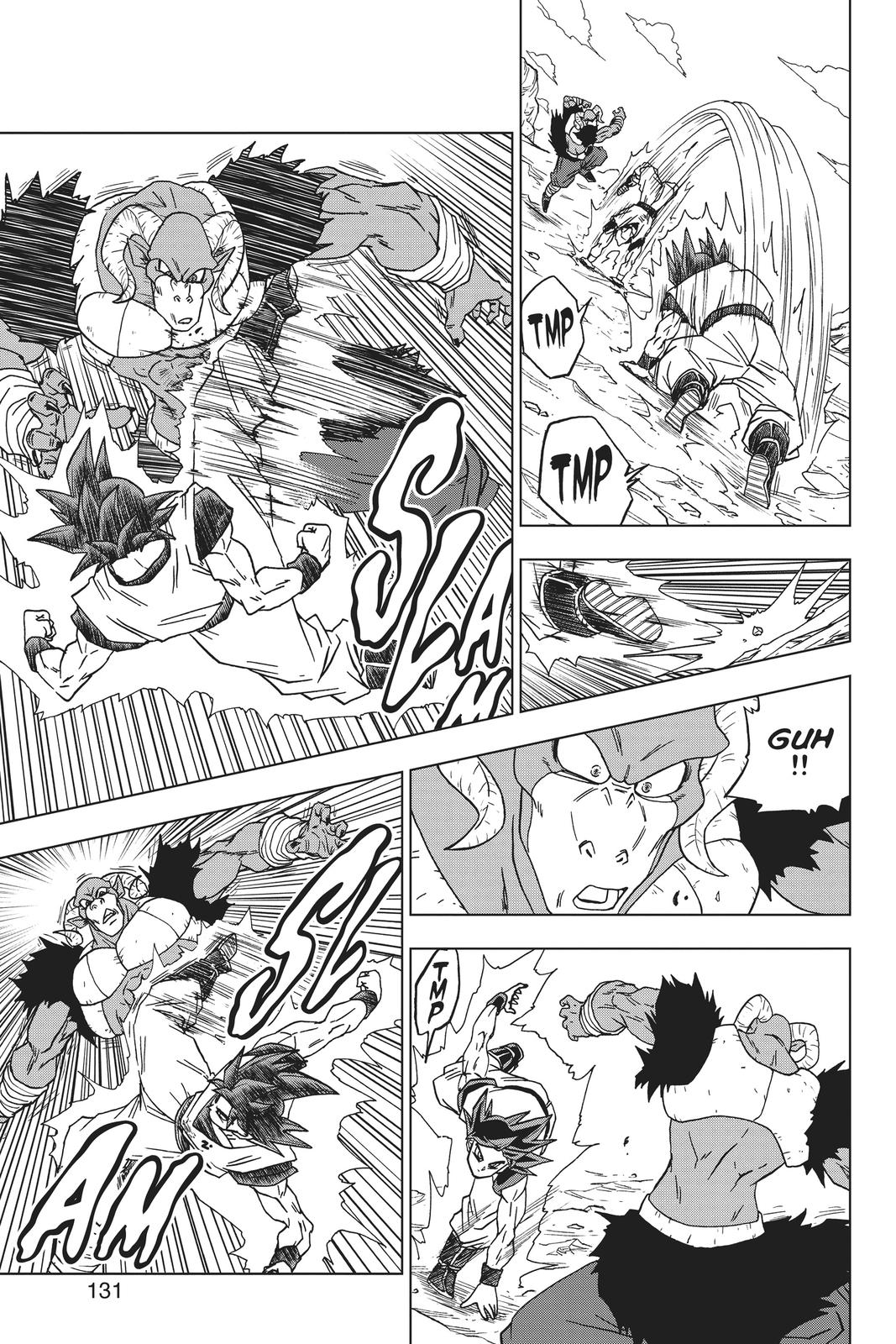 Dragon Ball Super Chapter 59 Page 33