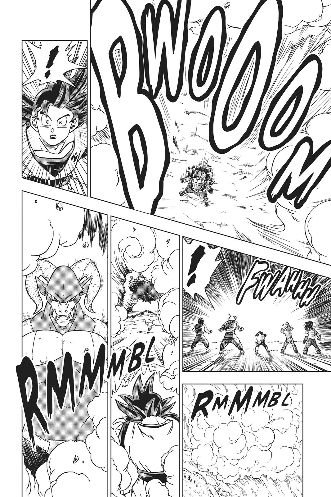 Dragon Ball Super Chapter 59 Page 40