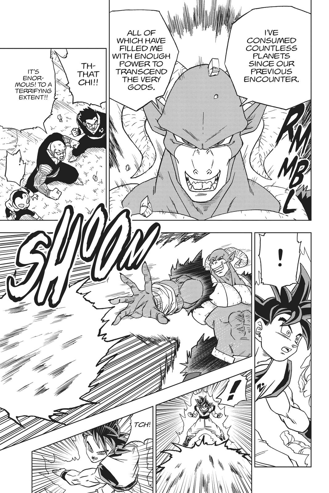 Dragon Ball Super Chapter 59 Page 41