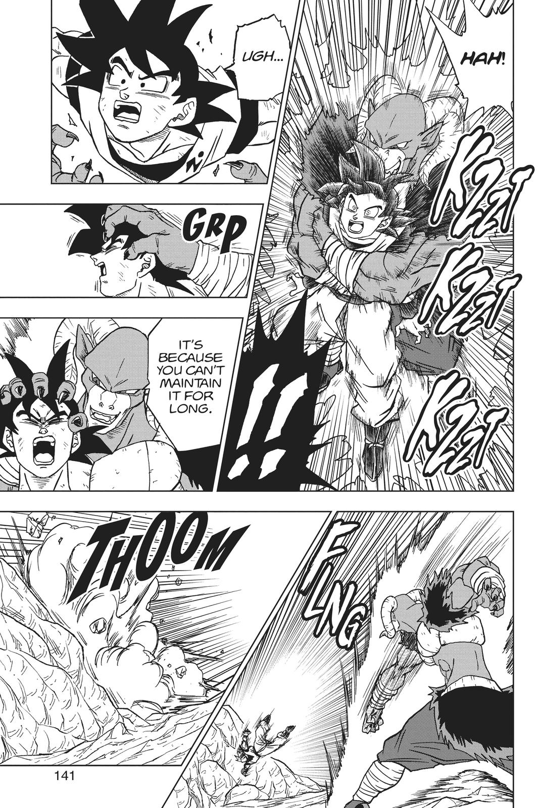 Dragon Ball Super Chapter 59 Page 43