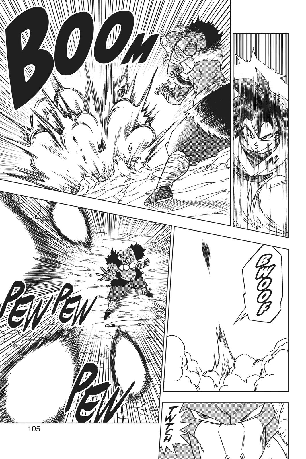 Dragon Ball Super Chapter 59 Page 7