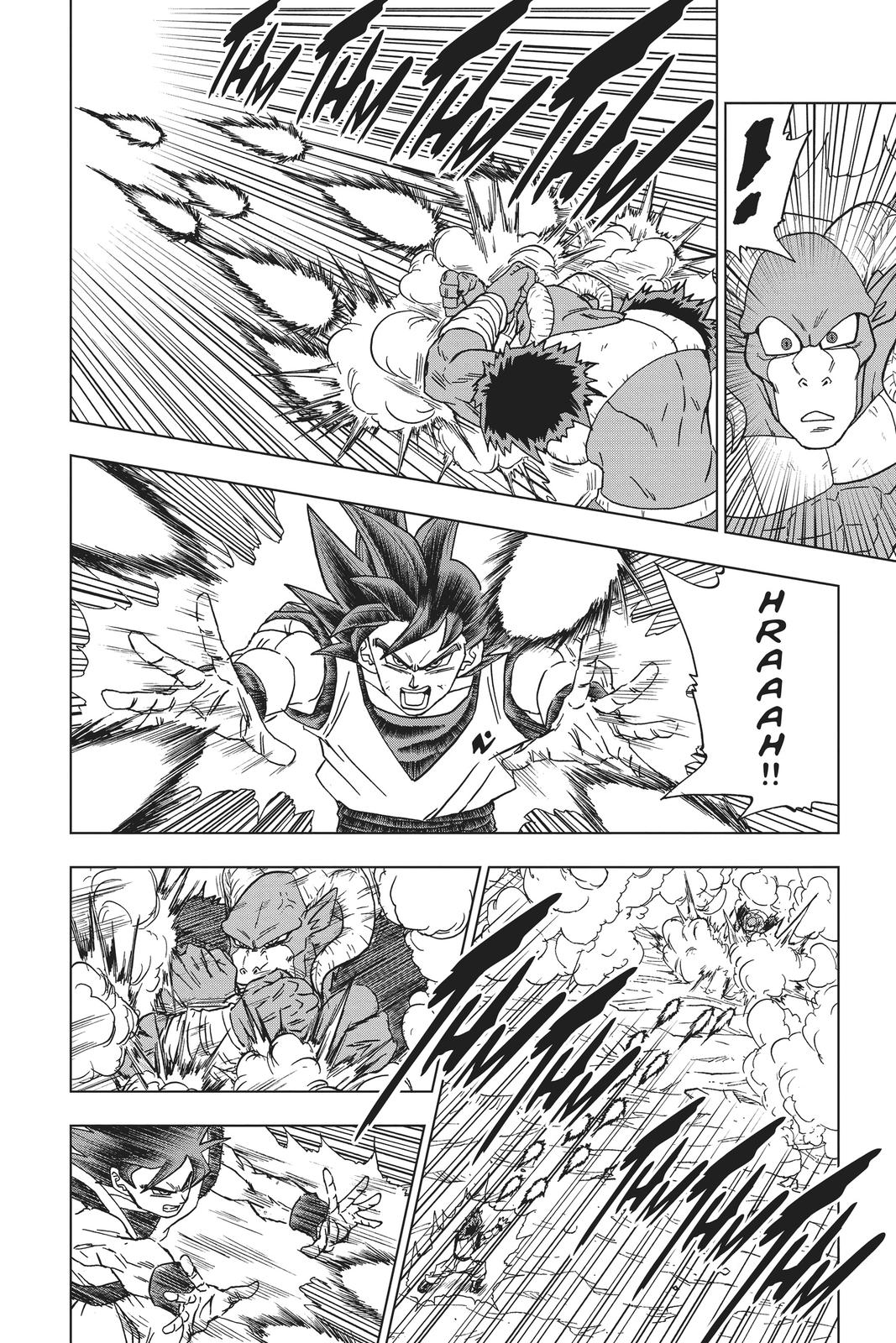 Dragon Ball Super Chapter 60 Page 12