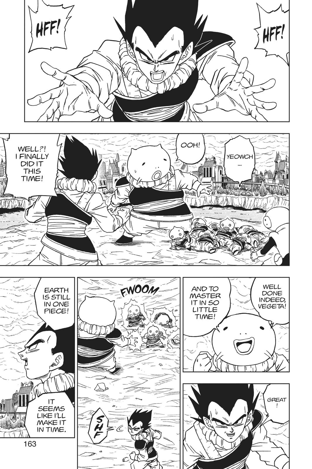 Dragon Ball Super Chapter 60 Page 19