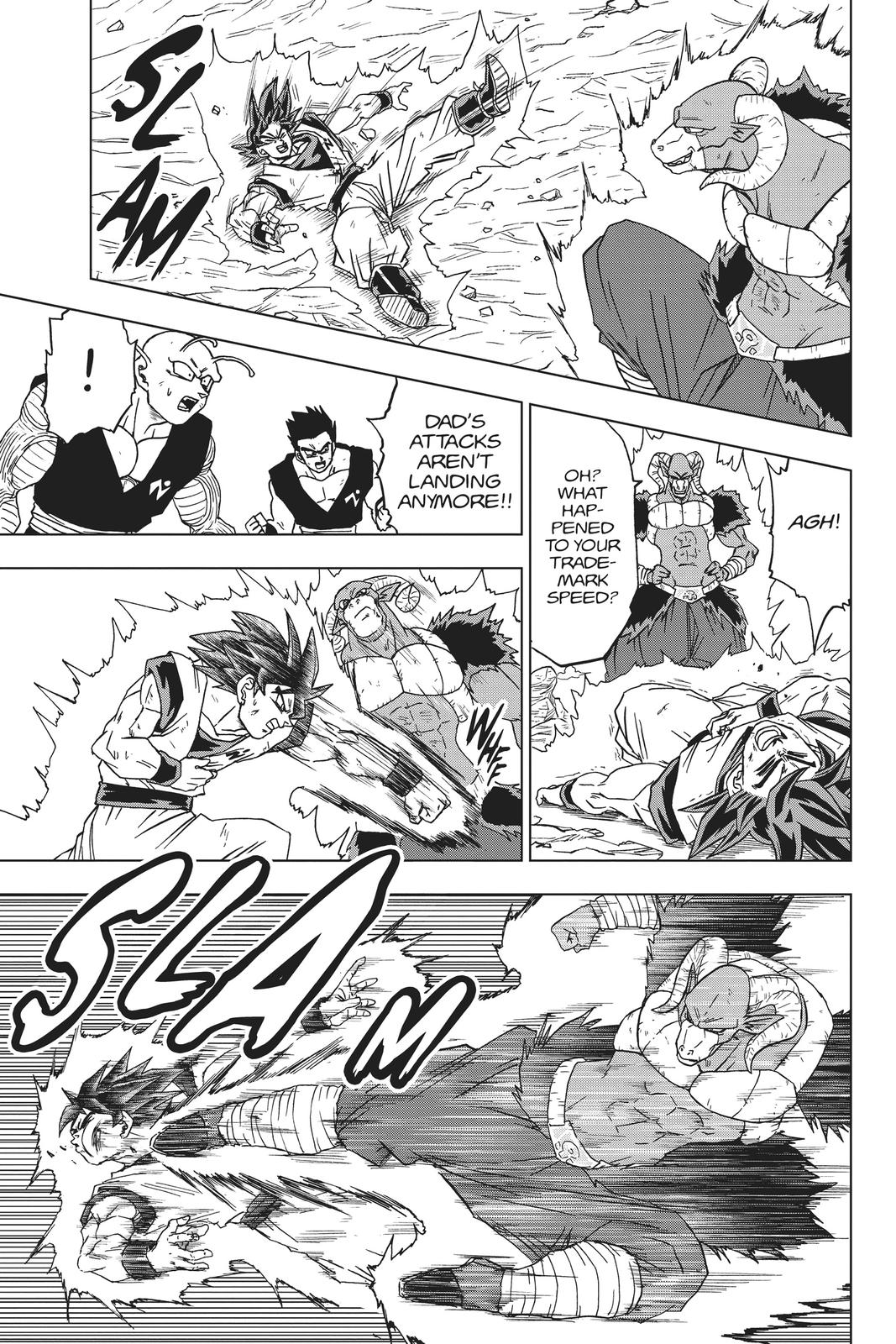 Dragon Ball Super Chapter 60 Page 23
