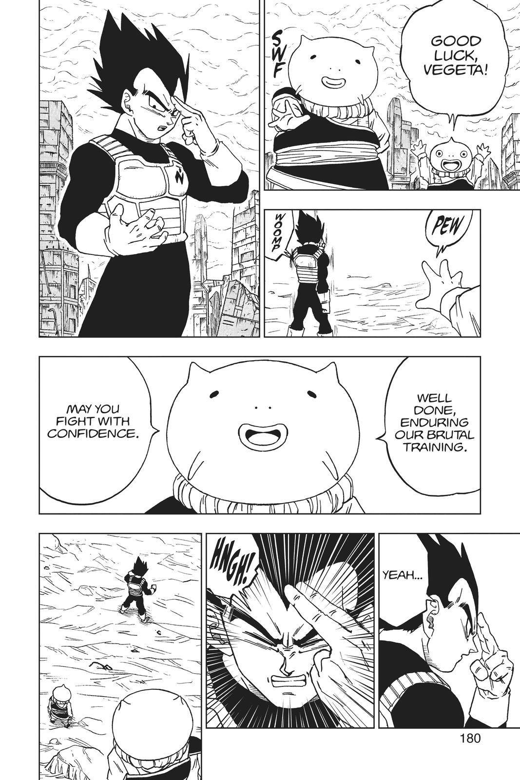 Dragon Ball Super Chapter 60 Page 36