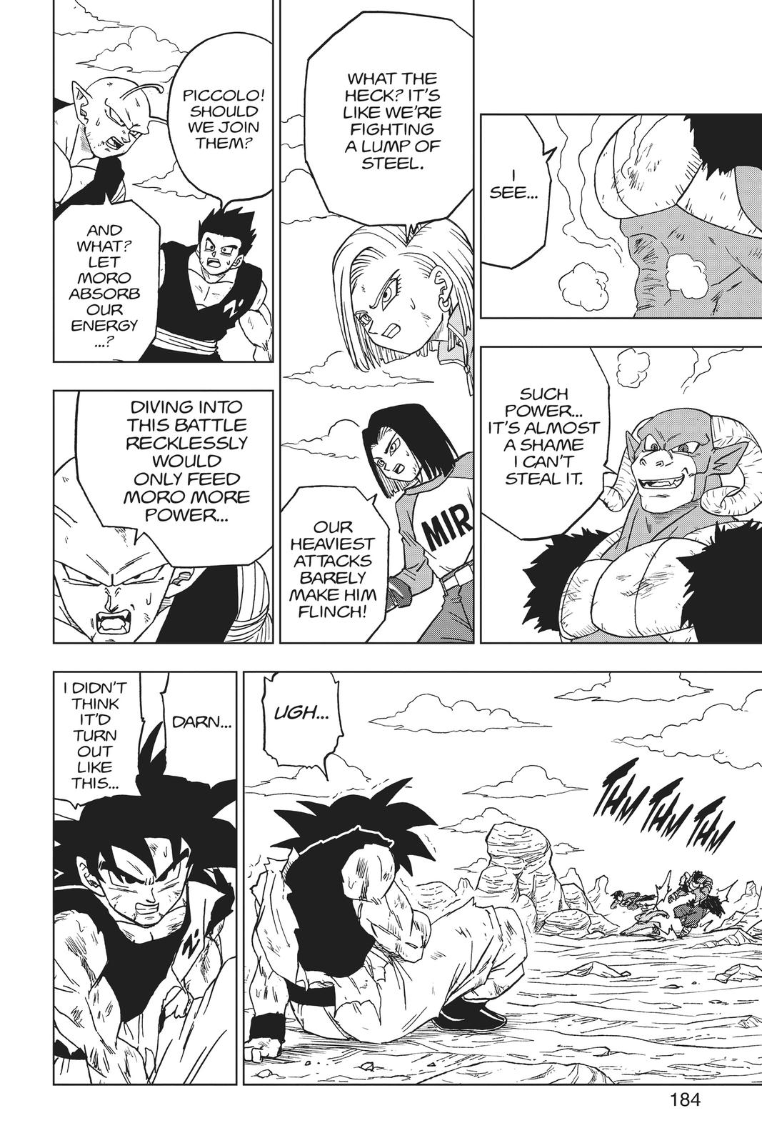 Dragon Ball Super Chapter 60 Page 40