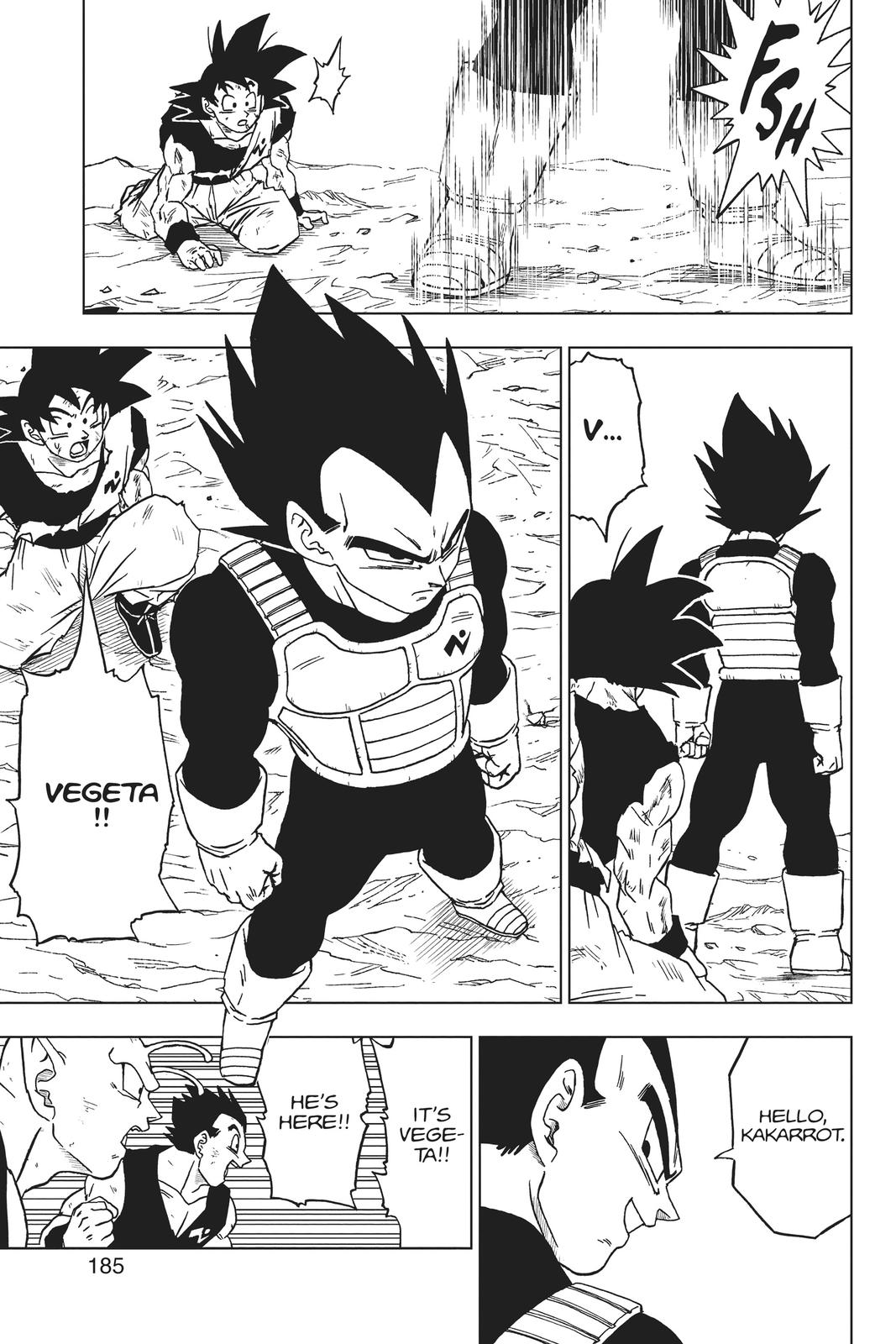 Dragon Ball Super Chapter 60 Page 41