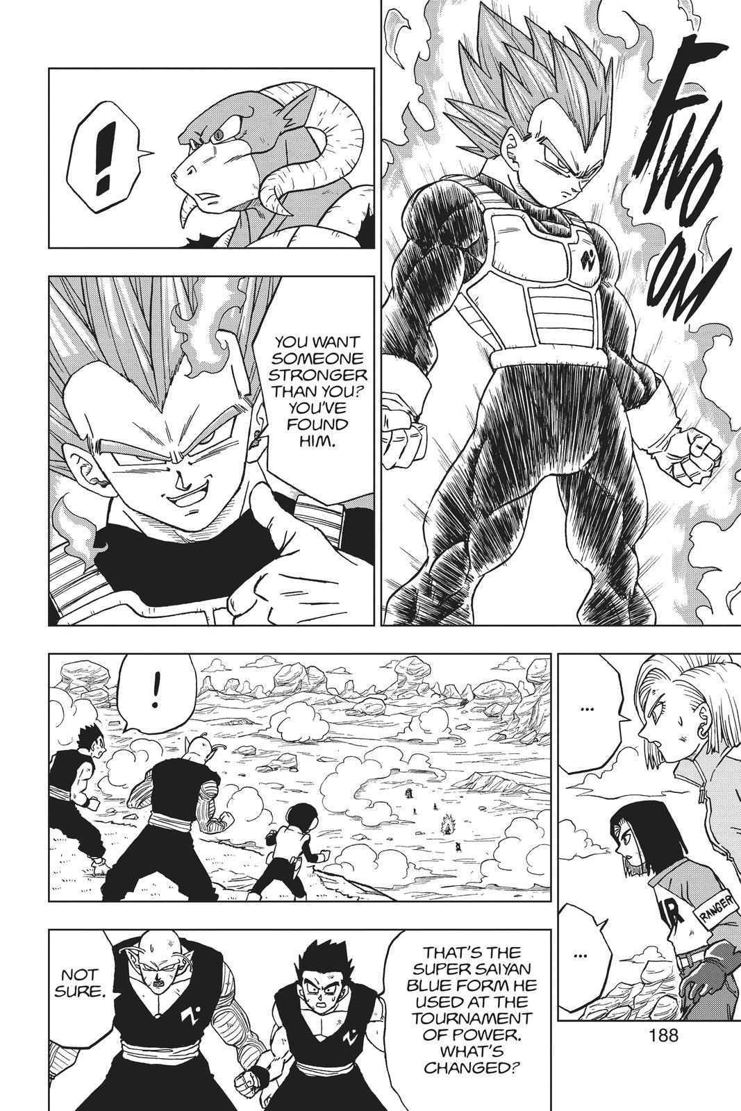 Dragon Ball Super Chapter 60 Page 44