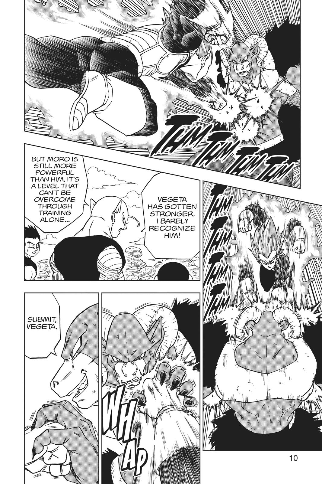 Dragon Ball Super Chapter 61 Page 11