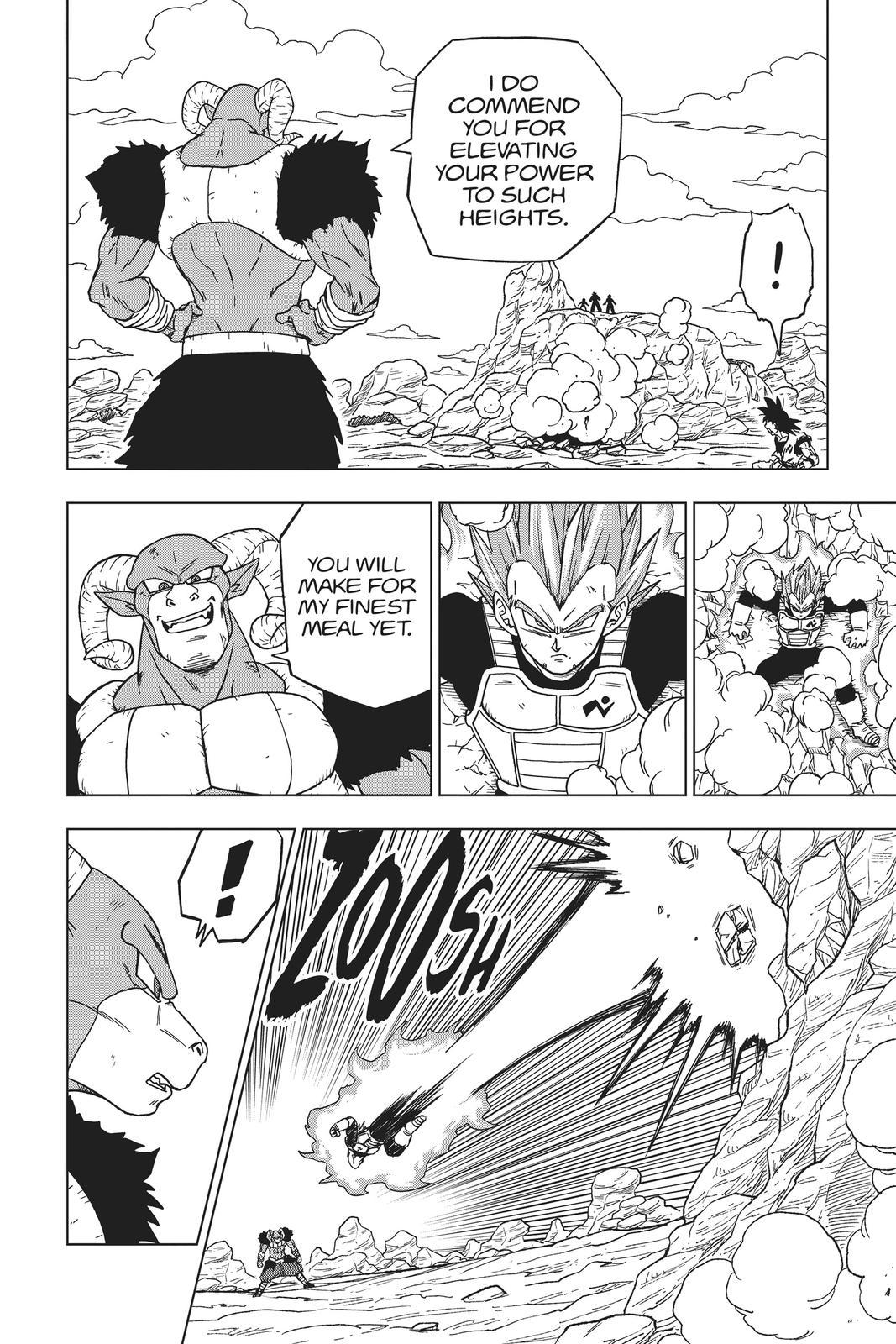 Dragon Ball Super Chapter 61 Page 13