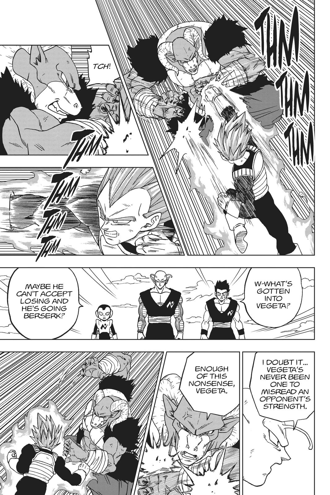 Dragon Ball Super Chapter 61 Page 14
